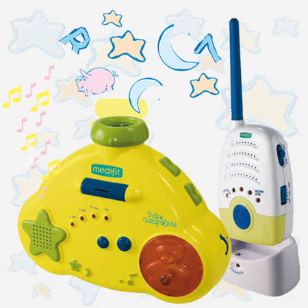baby monitor dolce compagnia