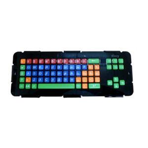 scudo per tastiera semplificata in italiano codice all102