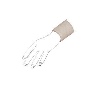 fascia elastica morbida per polso spykenergy