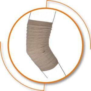 fascia gomito con sagomatura anatomica che consente mobilità spykenergy