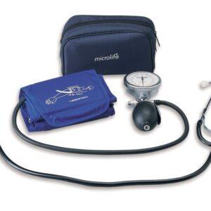 misuratore di pressione microlife con pompetta