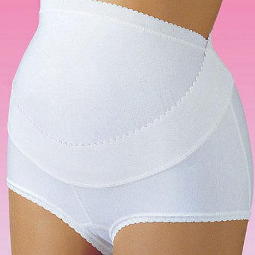 on feet images of preview of no sale tax Mutandina cotton per i primi mesi gravidanza