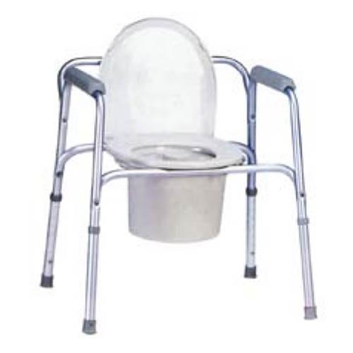 Sedia comoda per wc negozio ortopedia flaminio - Sedia da bagno ...
