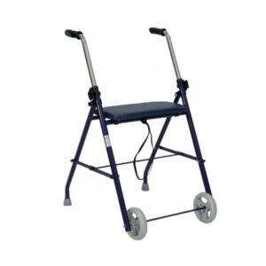 rollator con sedile codice r09