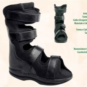 calzatura per piede diabetico dovadola