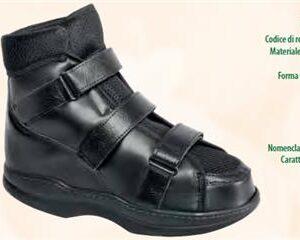 calzatura per piede diabetico maiolo