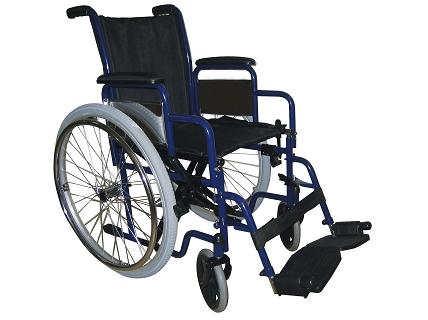 Carrozzine pieghevoli movimento anziani disabili