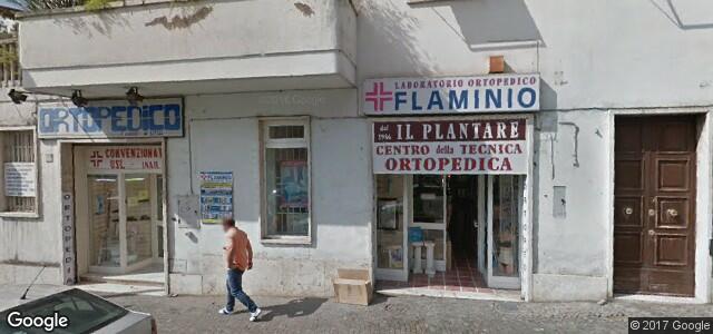laboratorio ortopedico flaminio