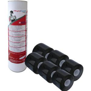 tubo da 6 rotoli taping
