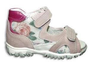 scarpa aperta comoda bimba