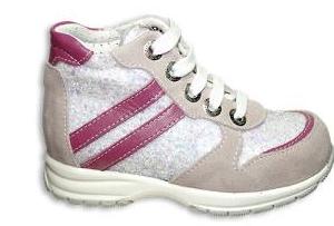 scarpa comoda per bambina