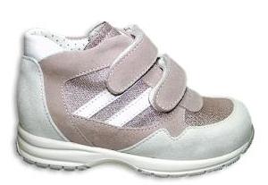 scarpa comoda predisposta bambino