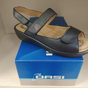 Calzature oasi blu