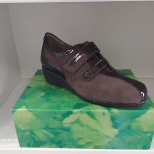calzature con plantare fratelli tommasi marrone