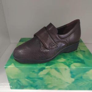 calzature con plantare itersan marroni